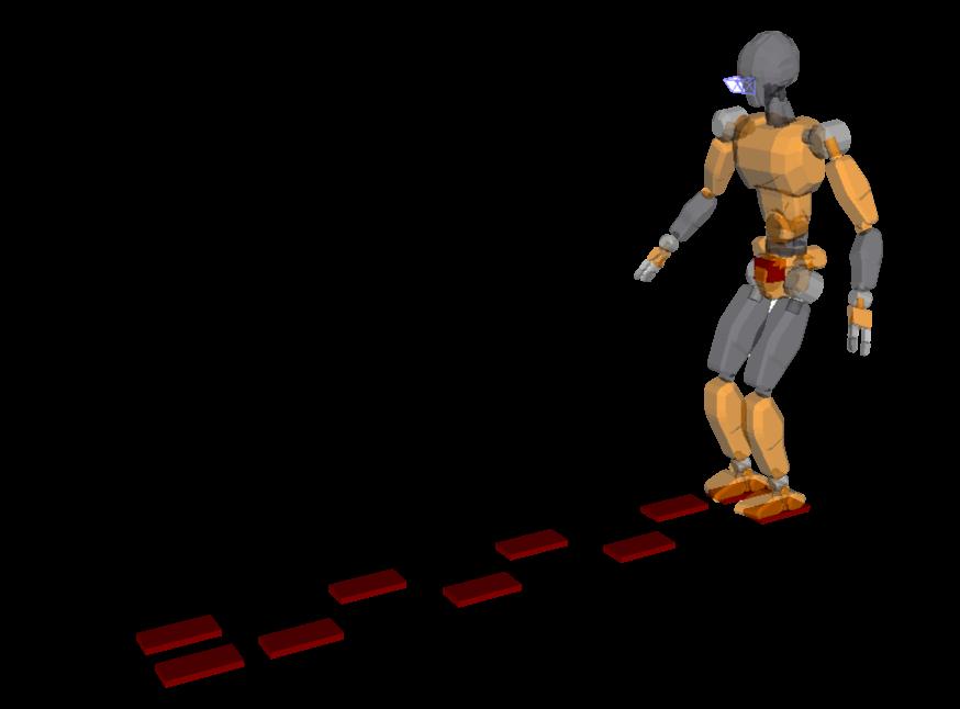 Prototyping a walking pattern generator - Stéphane Caron